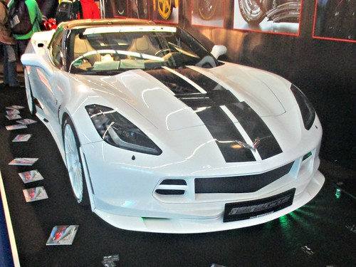 99 Chevrolet Corvette (C7) Stingray Convertible ZO6 (2015)