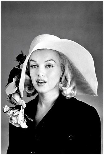 Marilyn Monroe con pamela