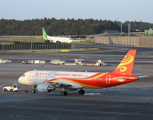 Hong Kong Airlines                                     Airbus A320                       B-LPE