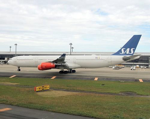 Scandinavia                                  Airbus A340                             LN-RKG