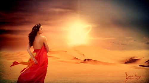 Desert Queen