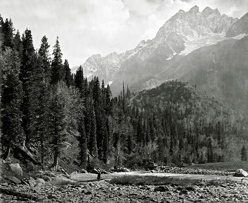 Scinde Valley, Kashmir, India ( 1864 )