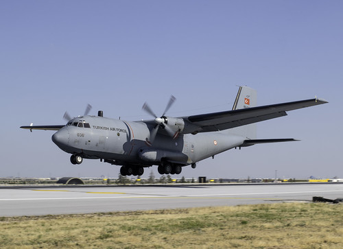 Sud C-150D Transall 69-036 Turkish AF 25-06-19