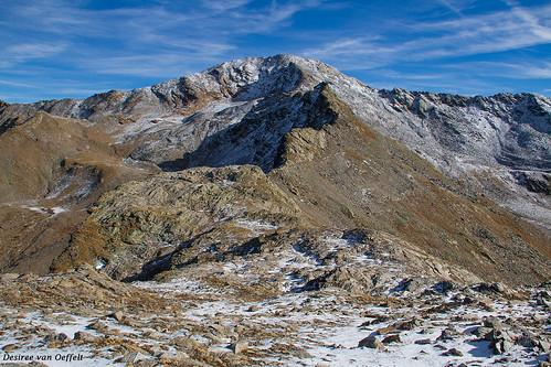 Pischahorn summit