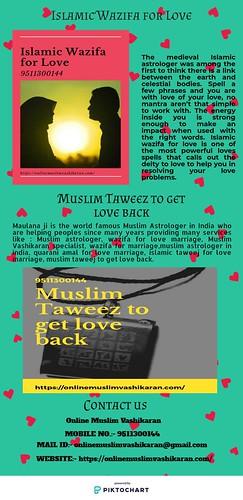 Islamic Wazifa for Love