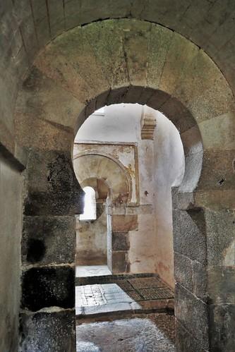 CELANOVA, Orense. Capilla de San Miguel. Siglo X.