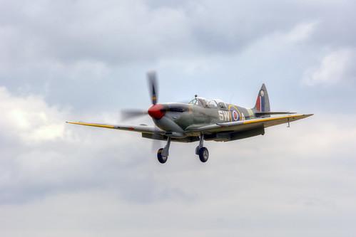 Supermarine Spitfire Tr.9