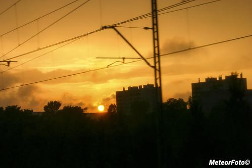 2019.07.19 Sunąc stalowym szlakiem