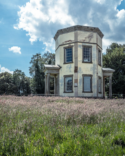 Shugborough Estate - 'Tower of Winds'