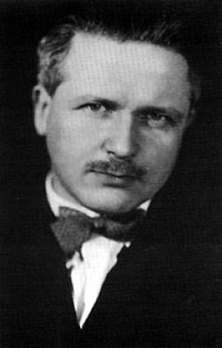 Belgian organist Paul de Maleingreau (1887-1956)