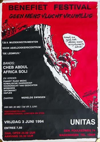 Benefit: Cheb Abdul + Africa Soli (1994)