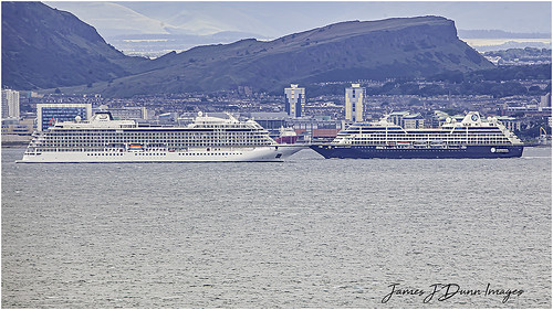 Port of Leith Edinburgh