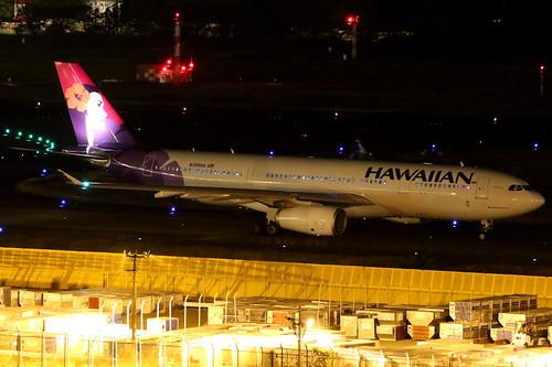 Hawaiian Airlines | Airbus A330-200 | N399HA | Tokyo Narita