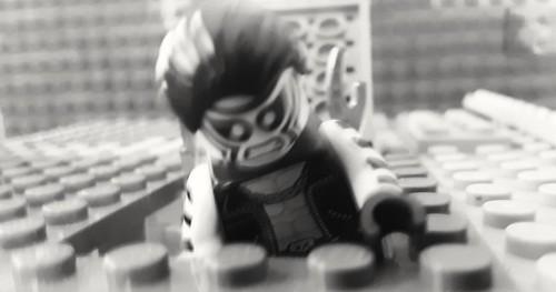 Zebra Man #0: Origins Finale