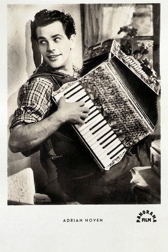 Adrian Hoven in Der Dorfmonarch (1950)