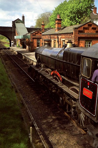 Great Central Railway late '90s