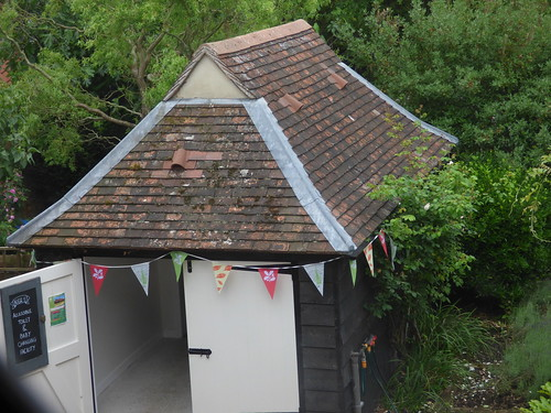 Paycocke's House & Garden - toilets