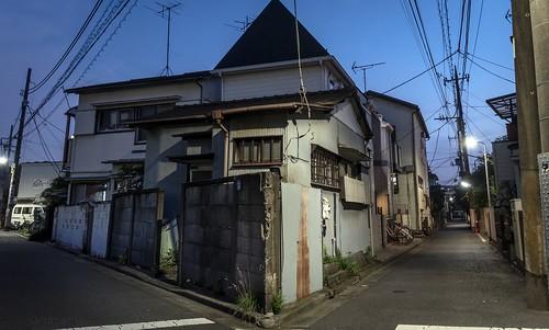 Ota, Tokyo. June 2018.