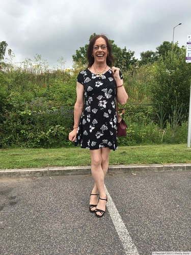 July 2019 - lunch with Anna