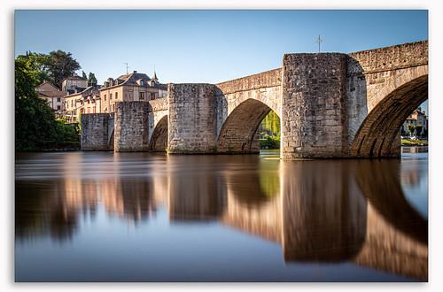 Pont Saint-Etienne (Limoges Nouvelle aquitaine France)