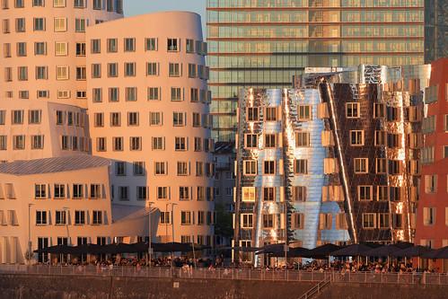 Düsseldorf - Neuer Zollhof