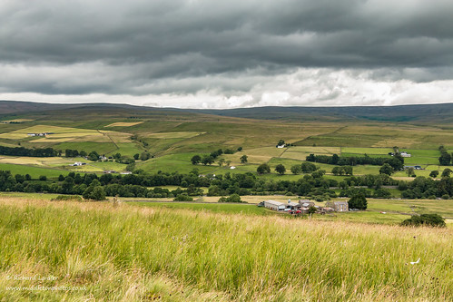 Hield House and Ettersgill from Holwick Fell Jul 2019