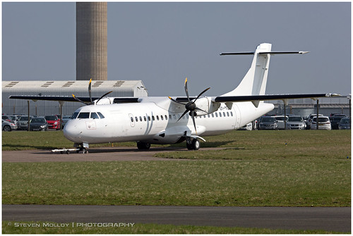 OY-YCG ATR-72-600 (72-212A) | Nordic Aviation Capital | East Midlands EMA/EGNX | 30.03.2019