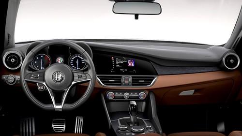 2019 Alfa Romeo Giulia Veloce 2.0 AT 280pk Veloce AWD € 53.309 Biermans
