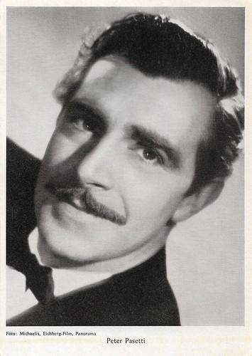 Peter Pasetti in Dein Mund verspricht mir Liebe (1954)