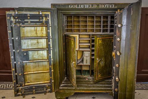 Goldfield Hotel Safe