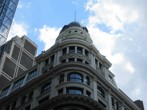 141 Fifth Avenue Beaux Arts Designed Building Dome 6349