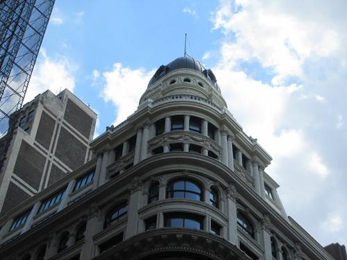 141 Fifth Avenue Beaux Arts Designed Building Dome 6348