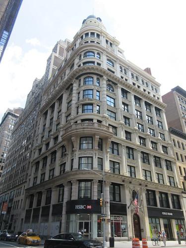 141 Fifth Avenue Beaux Arts Designed Building Dome 6350