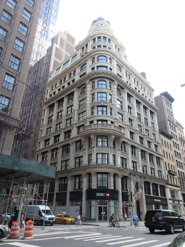 141 Fifth Avenue Beaux Arts Designed Building Dome 6347
