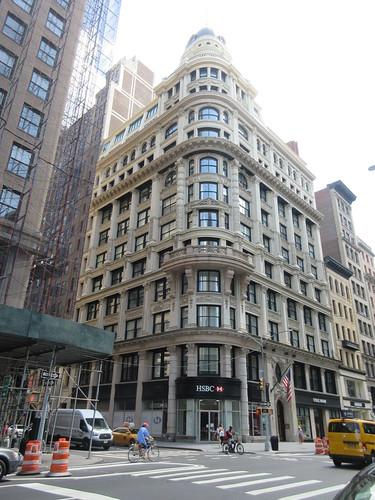 141 Fifth Avenue Beaux Arts Designed Building Dome 6346