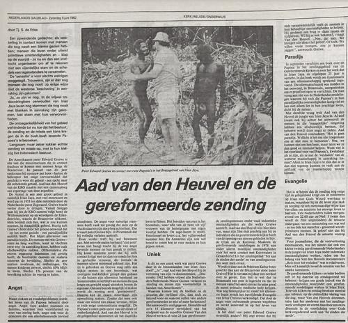 Nederlands Dagblad 5-6-1982