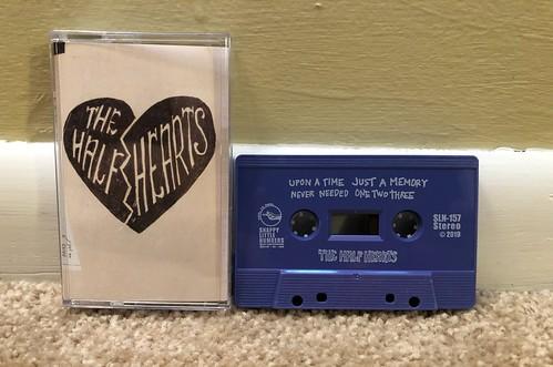 The Half Hearts - S/T Cassette EP