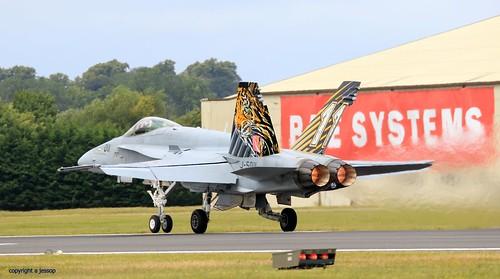 mcdonnell douglas J-5011 swiss airforce f/a 18c 48 Hornet J78A0117