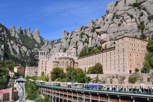 Monestir de Santa Maria de Montserrat (Barcelona)