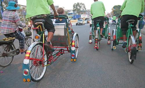 Cyclo Traffic