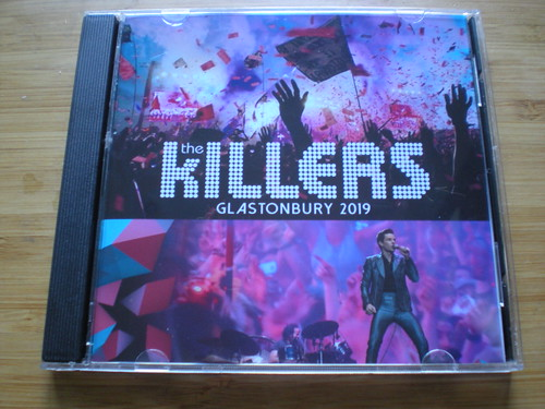 THE KILLERS - Glastonbury Festival Pilton Somerset 29th June 2019 (SBD)