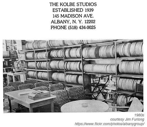 1980s kolbe studios