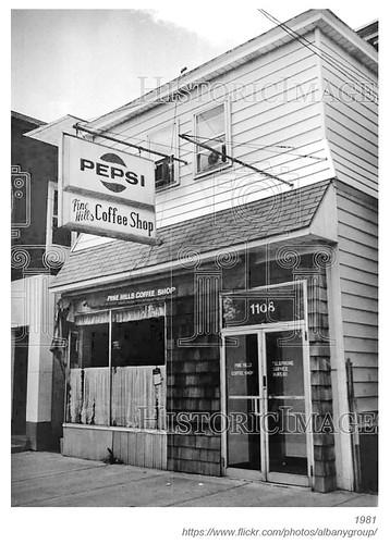 1981 pine hills coffee shop
