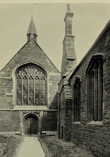 This image is taken from A history of the Hospital of St. John in Northampton
