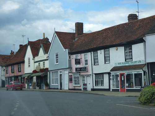 Ranfields Brasserie, Fifis and Tate Flooring Gallery Ltd - Stoneham Street, Coggeshall