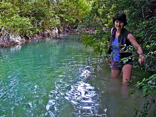 Wading Mirna