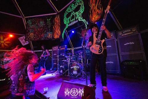 Motorhits live Rock Fest Barcelona - Day 4