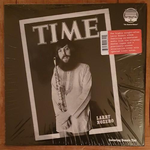 Larry Nozero Featuring Dennis Tini – Time