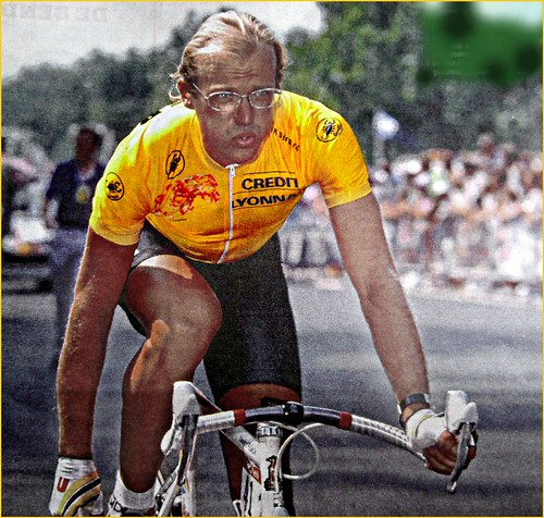 1989 TDF The Man who two times the Tour de France