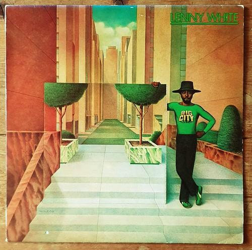 Lenny White – Big City
